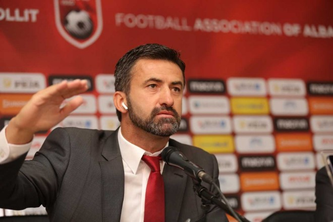 Panucci shpall listën për ndeshje ndaj Kosovës
