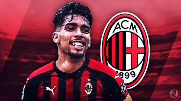 Lucas Paqueta arrin te Milan