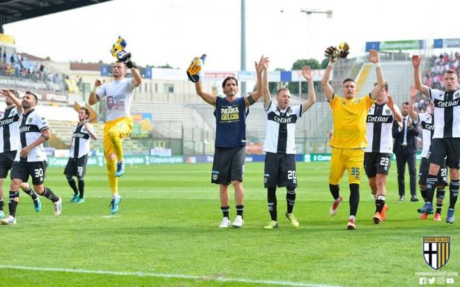 Parma shpëton, nis me minus pikë