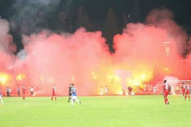 Partizani vs. Tirana, 11-shet startuese