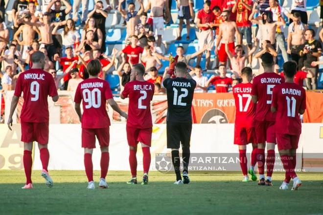 Natë dëshpëruese për ekipet shqiptare
