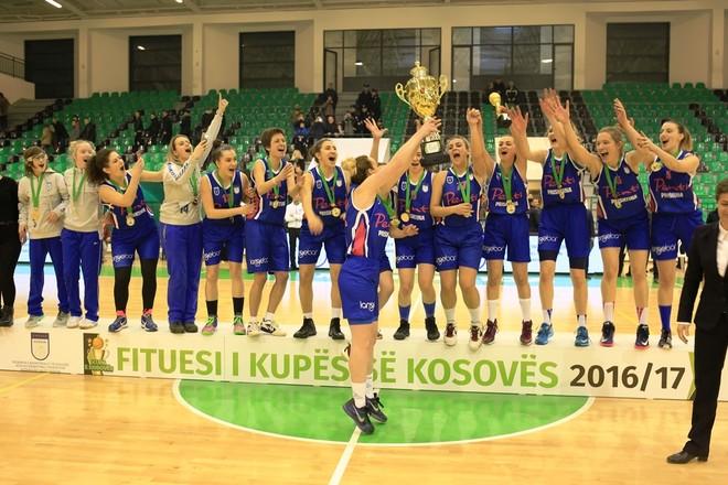 Arbnore Përquku, MVP e finales së femrave