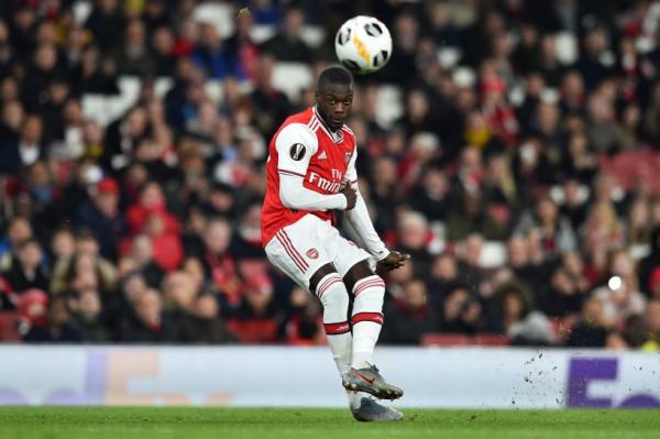 Pepe me dy gjuajtje të lira, mban ritmin perfekt të Arsenalit