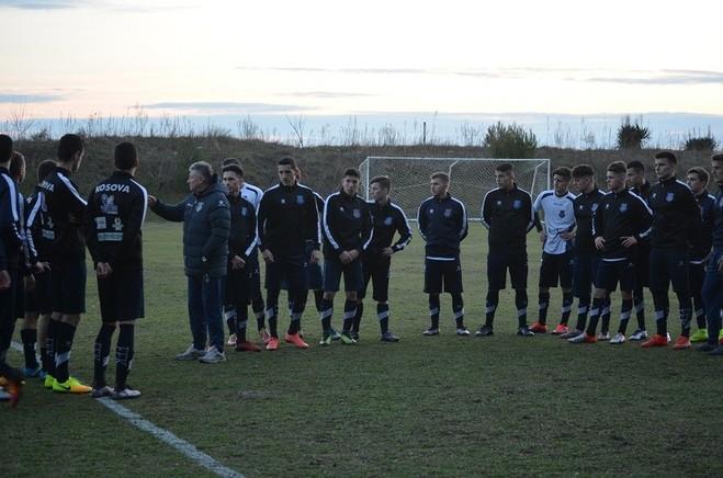 Kosova U19 mbledh vendorët