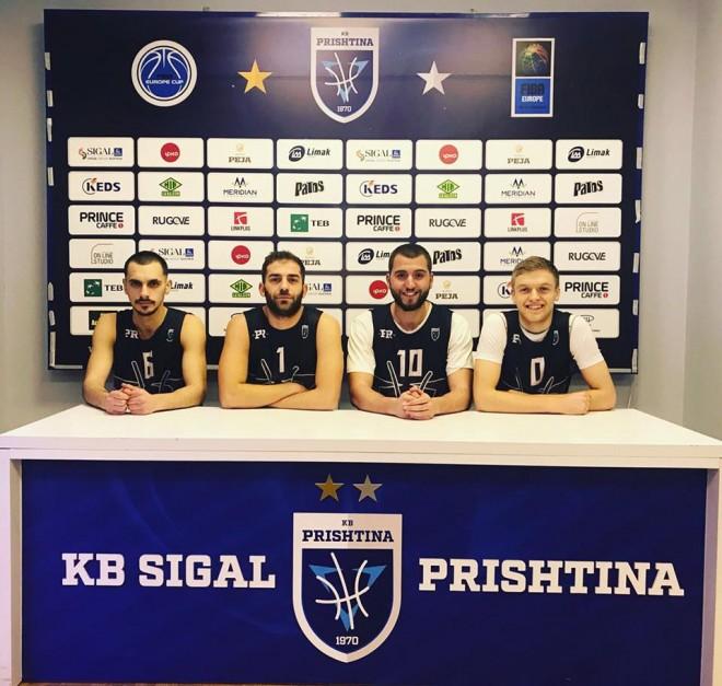 Prishtina prezanton përforcimet vendore