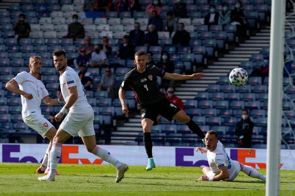 Pa fitues në Glasgow, kroatët e çekët ndajnë pikët