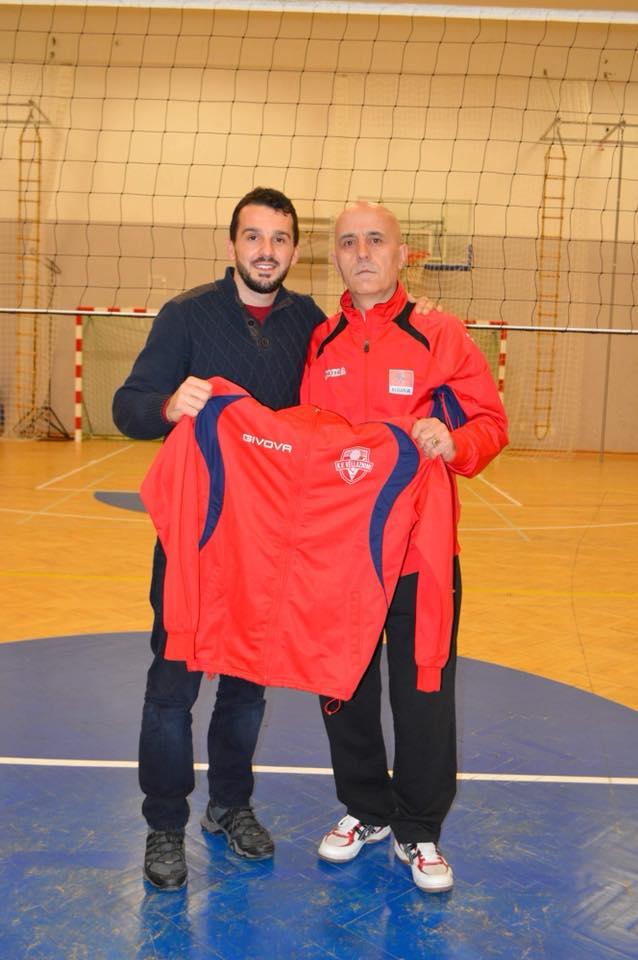 Petrit Shpata emërohet trajner i KV Vëllaznimit
