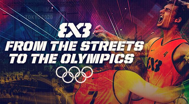 3x3 basket, bëhet sport olimpik