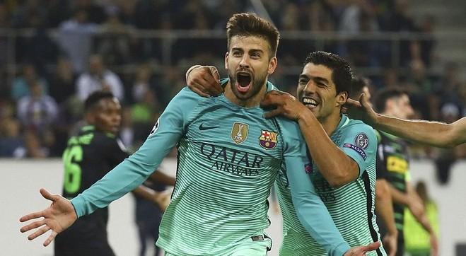 Barcelona fiton me përmbysje