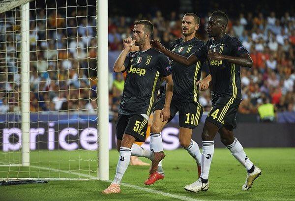 Ronaldo përjashtohet, por Juventus s'ndalet