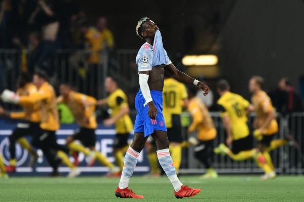 Paraqitje e dobët, United mposhtet në Bern