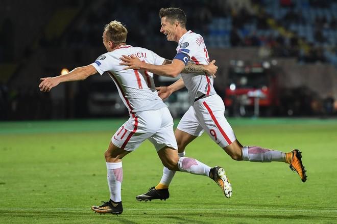 Polonia siguron Botërorin, Danimarka e dyta