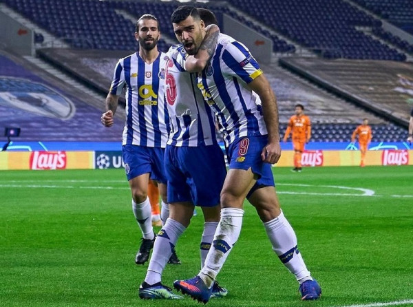 Porto-Juventus, notat e futbollistëve