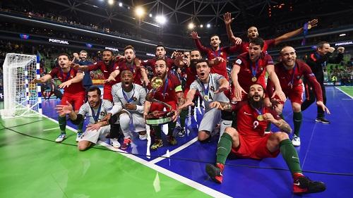 Portugalia me yllin Ricardinho, fiton europianin