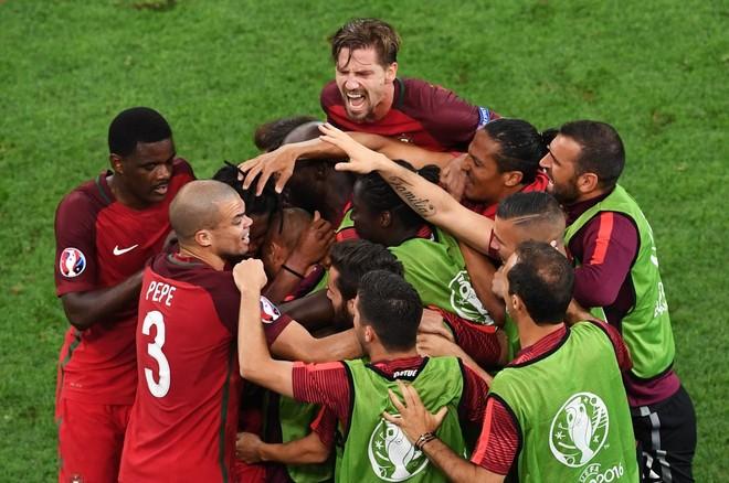 Pas penalltive, Portugalia në gjysmëfinale