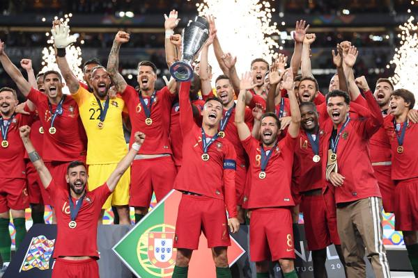 Portugalia fiton Ligën e Kombeve!
