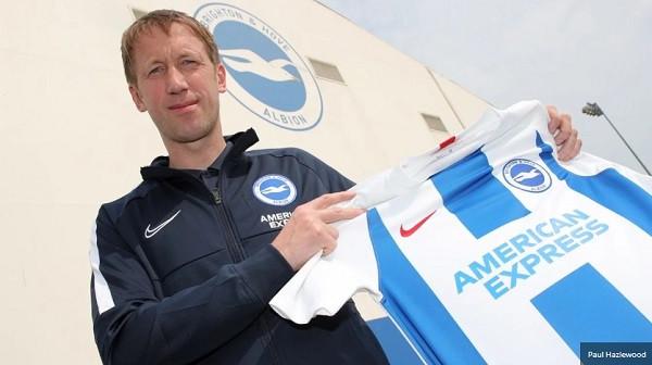 Brighton emëron trajnerin e ri