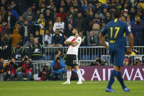 Në vazhdime, River triumfon te Libertadores
