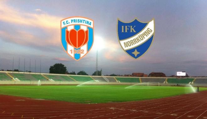 Çmimet e biletave për ndeshjen Prishtina - Norrkoping