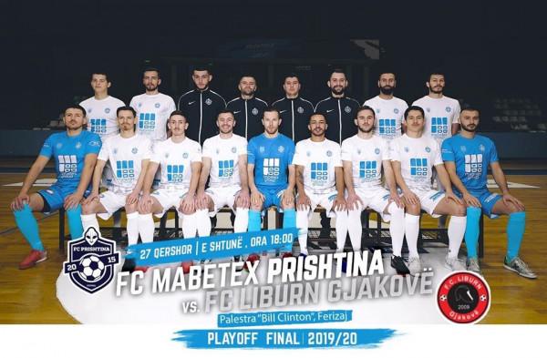 Prishtina fiton titullin kampion, pasi mposht Liburnin në finale