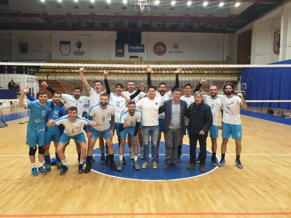 Finalistja e radhës Prishtina Volley