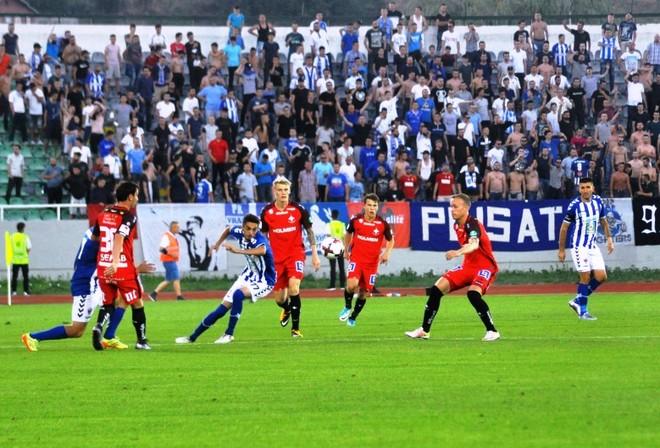 4 ndeshje, 4 disfata në debutim te garat e UEFA-së