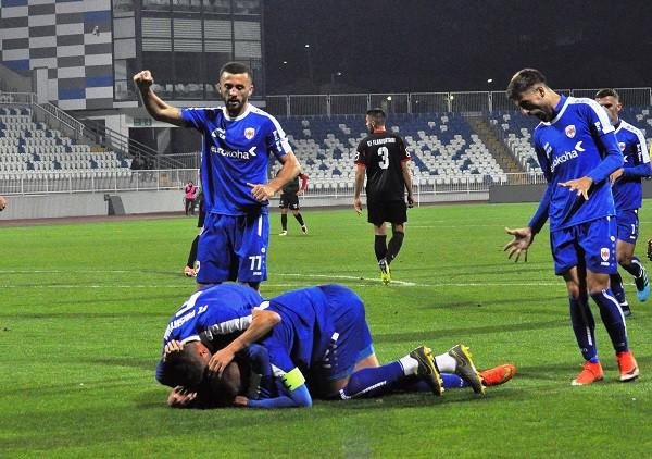 Prishtina e kryen detyrën për 2 minuta