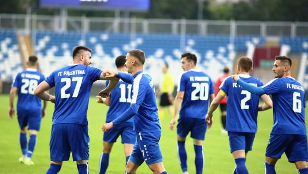 Prishtina në finale të raundit preliminar të Champions League