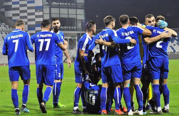 Prishtina s'arrin pozitën e dytë me golat e pranuar vonë