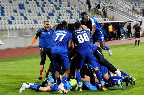 Katër gola për tri pikë, Prishtina mposhtë 89-shin