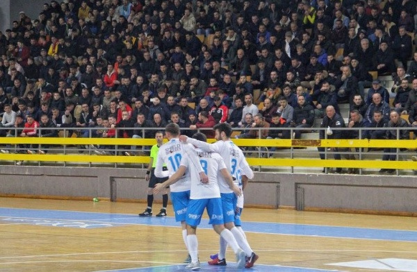 Dy Prishtina në finale të Kupës