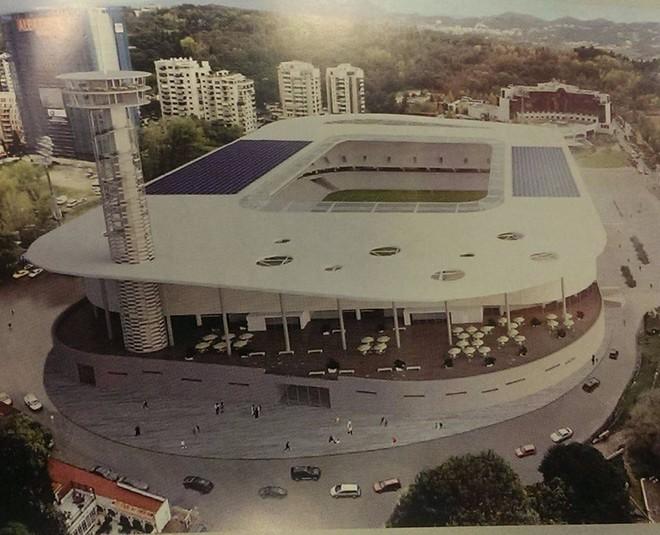 """""""Arena Kombëtare"""" vazhdon të ndërtohet"""