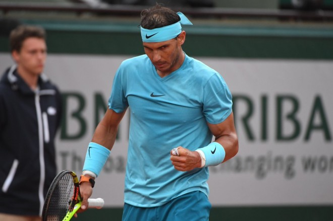 Nadal deklason Del Potron, arrin finalen