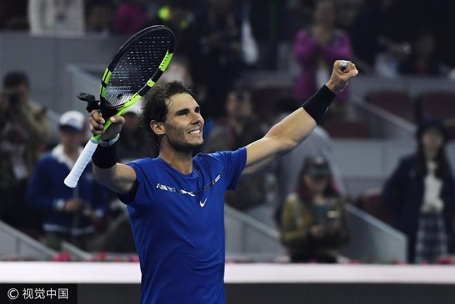 Nadal fiton China Open, titulli i gjashtë i vitit