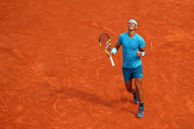 11 herë, Nadal vazhdon sundimin në RG