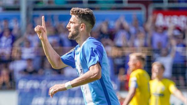 Valdet Rama debuton me gol te ekipi i ri