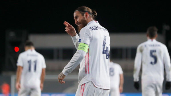 Ramos krenar me ekipin