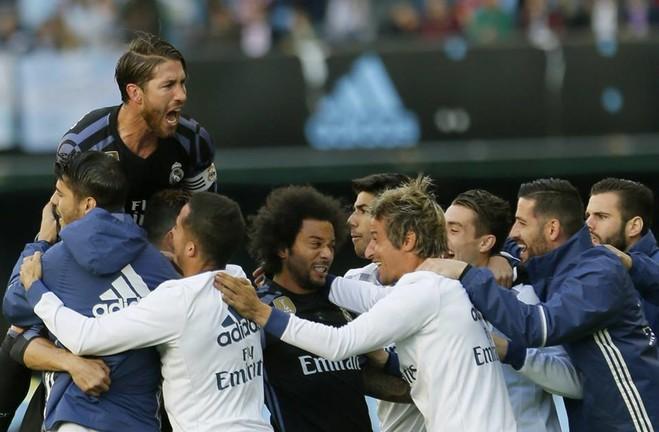 Real Madrid pranë titullit