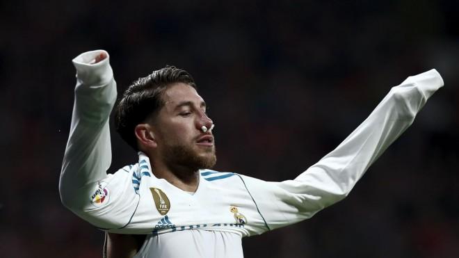 Ramos kthehet, edhe me hundë të thyer
