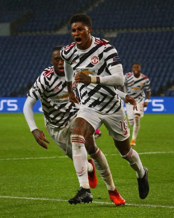 Man United triumfon në Paris, Barcelona lehtë ndaj hungarezëve