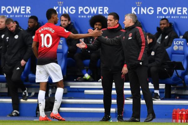 Përsëri Rashford, United triumfon