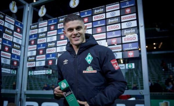 Milot Rashica, lojtar i ndeshjes në kualifikimin e Werderit