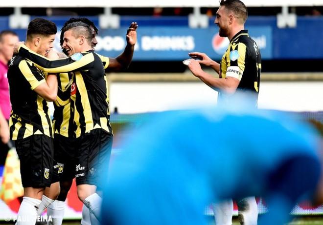 Rashica hap rrugë për fitoren e Vitesses