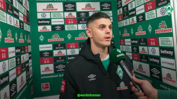Goli dhe asisitimi i Milot Rashicës, s'mjaftuan për Werderin