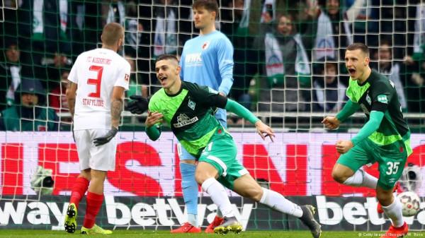 Super goli i Rashicës nuk mjaftoi për fitore