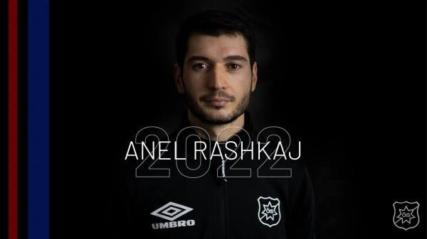 Anel Rashkaj i kthehet futbollit suedez
