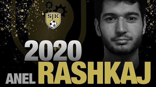 Anel Rashkaj prezantohet te ekipi i ri i tij