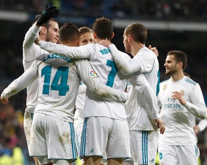 Ronaldo kthen Realin te fitoret