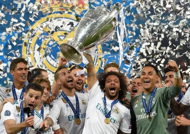 Rishikim Sezoni – Real Madrid