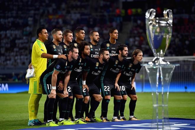 Reali mbron Superkupën europiane, e katërta në histori